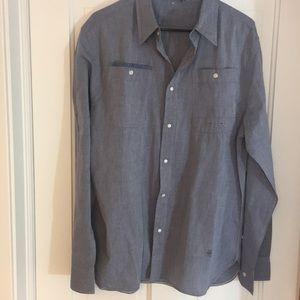 Men's G-Star button down shirt
